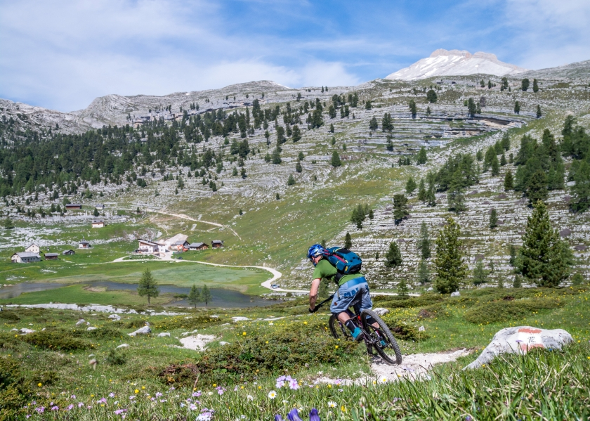 Your Bike Holiday In Alta Badia
