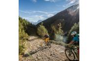 E-MTB-TOUR AM FUßE DES PFANNHORNS