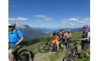 """GIRO "" SINGLE TRAIL ENDUROTOUR 3 BAHNEN 3 BERGE"