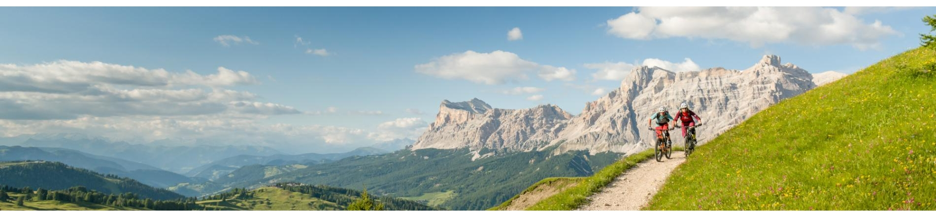 Dolomiti in mountainbike
