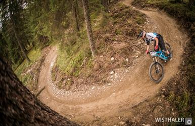 Trail freeride Herrnsteig