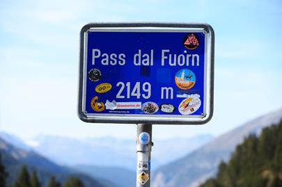 The Ofen Pass (2.149m)