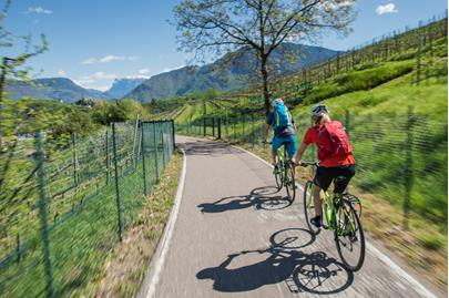 Pista Ciclabile Valle dell'Adige