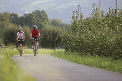 Adige Cycle Path